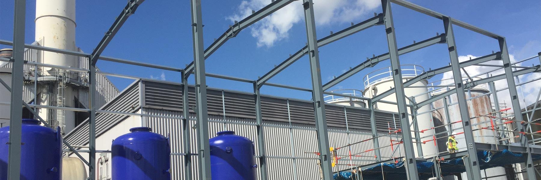 Commercial Steel Buildings - BM Steels