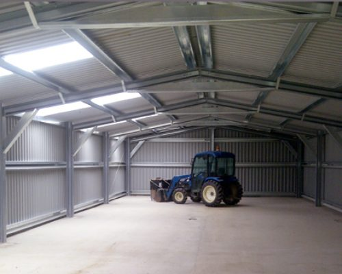 Bespoke steel designs for all kinds of steel buildings